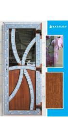 Металлопластиковые двери 2010х860
