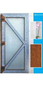 Металлопластиковые двери 2020х940