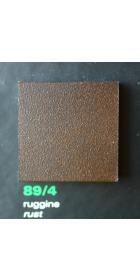 89/4 ruggine rust