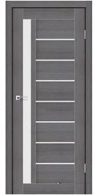 Межкомнатные двери Stil Doors London сатин или черное стекло (дрим вуд)