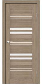 Межкомнатные двери Stil Doors Slovenia сатин или черное стекло (ольха классическая)